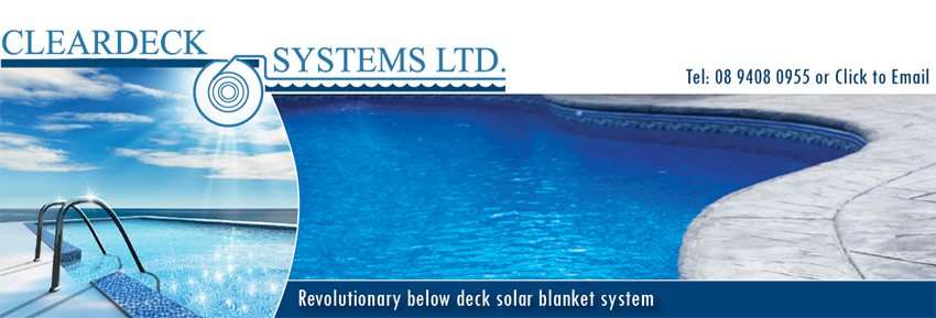 Cleardeck Pool Covers